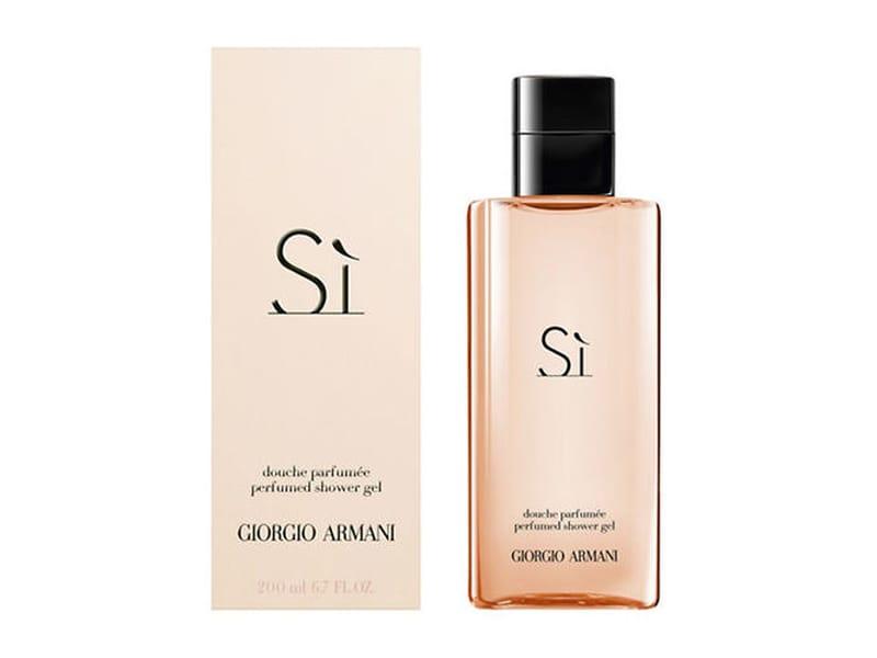 Armani Si Shower Gel 200 ml