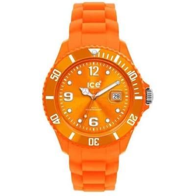 Horloge Oranje mm Ice en