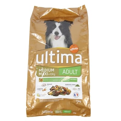 Ultima medium maxi adult kg