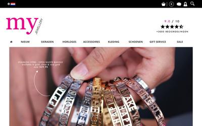 My Jewellery website