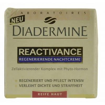 Diadermine Creme Reactivance Nacht