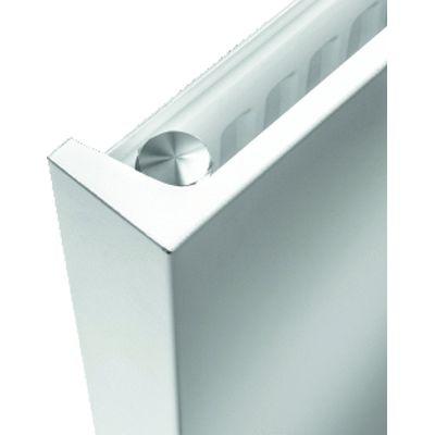 VASCO NIVA N2L1 design radiator Wit