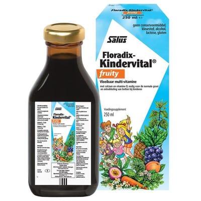 Salus Floradix Kindervital Fruity