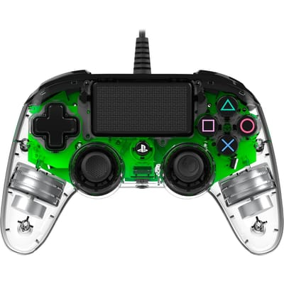 Nacon PS4 Official Wired Controller Groen