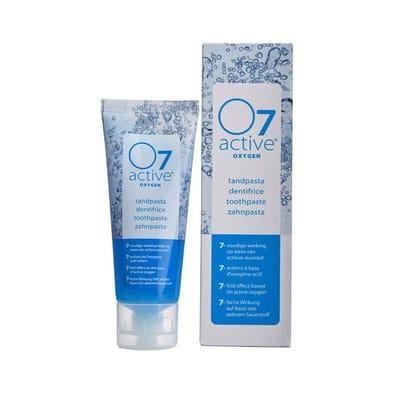 O7 Active Tandpasta