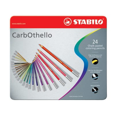 STABILO CarbOthello Metalen