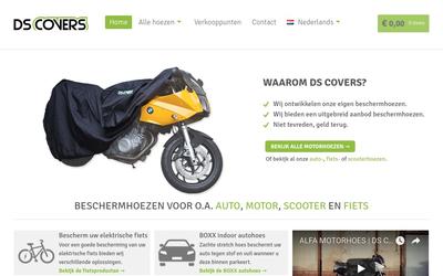 DSCOVERS website