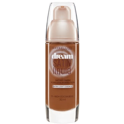 Maybelline Dream Satin Liquid - 72 Rich Cocoa - Foundation