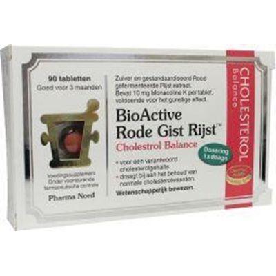 Bio active rode gist rijst