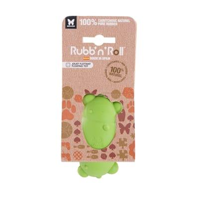 Rubb'n'roll drijvende cluster groen