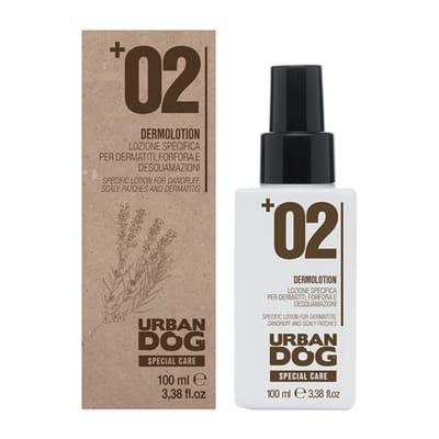 Urban dog lotion voor geirriteerde en droge huid