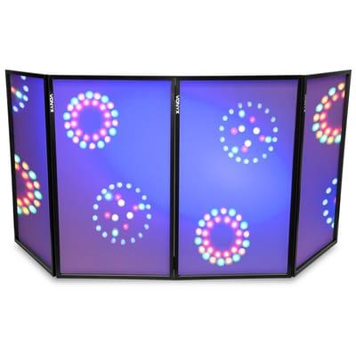Vonyx 120 x cm DJ scherm
