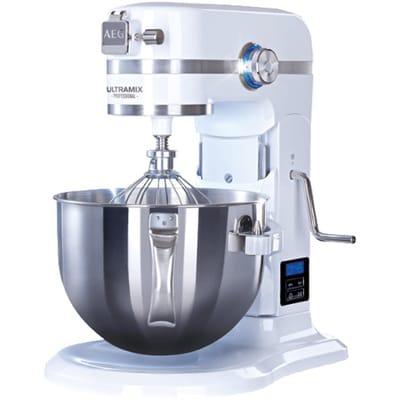 AEG UltraMix KM6100 Keukenmachine Wit