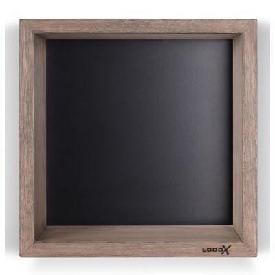 LoooX Box zwart Wood