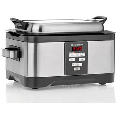 Espressions DUO Slowcooker Sous Vide