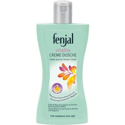 Shower creme vitality