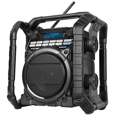 Bouwradio Bluetooth
