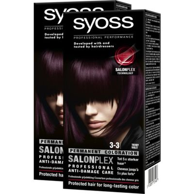 Syoss Trendy Violet