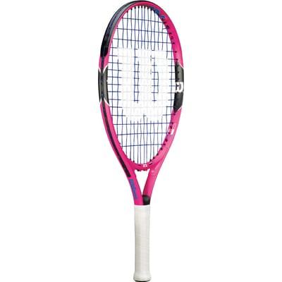 Wilson Burn Pink 21 jr Tennisracket
