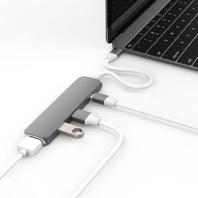 Hyper USB C adapter kit met HDMI