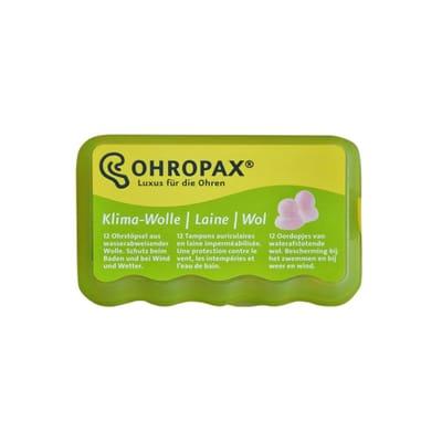 Ohropax Klima