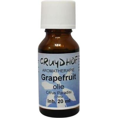 Cruydhof Grapefruit Olie Wit Cuba