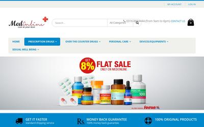 Herbal Medicines Pakistan   Medonline website