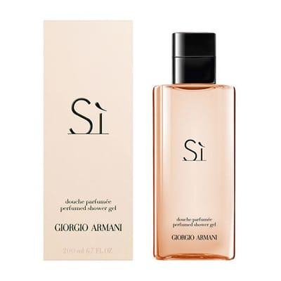 Armani Si Shower Gel 200 ml
