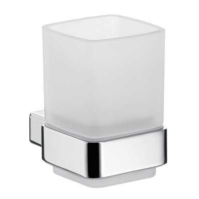 Emco Loft glashouder Chroom
