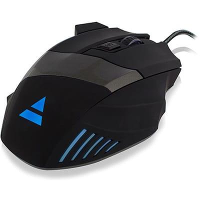 Ewent USB Zwart muis 3200 dpi