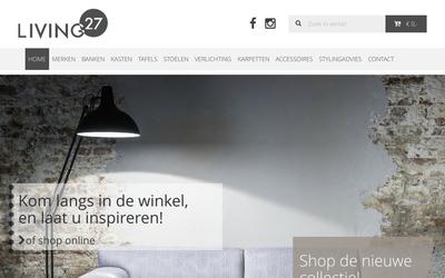 Living 27 website