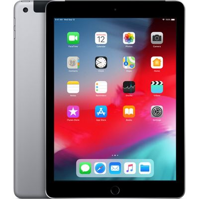 Apple iPad WiFi 128 GB 4G Space