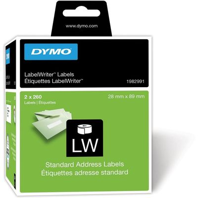 DYMO LW 28 mm x 89 2 Etiket