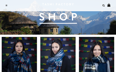 Tashi factory website