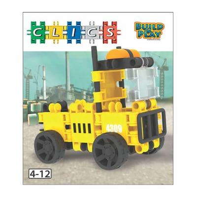 Clics Build Play Truck