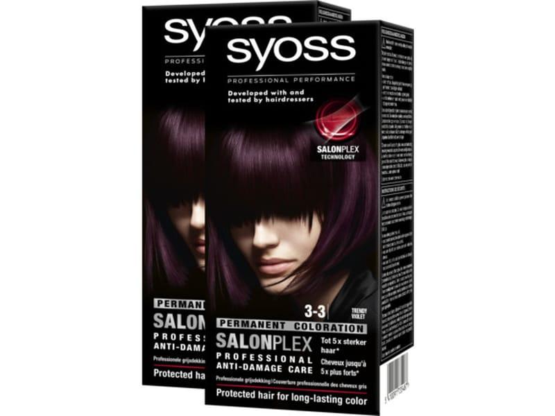 Syoss Trendy Violet