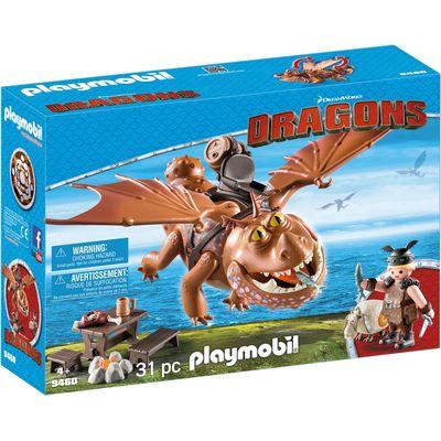 Vissenpoot En Speknekje Playmobil 9460