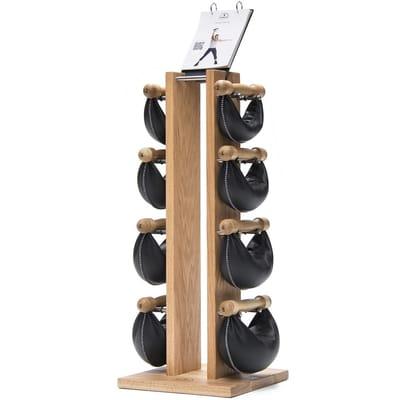 Nohrd Swing Bell Toren Set Natural Oak kg