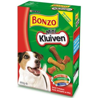 Bonzo snack minikluiven