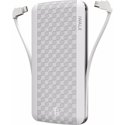 iWalk Scorpion Powerbank 8000 mAh Wit