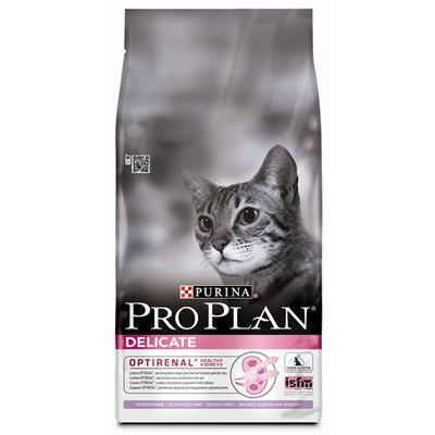 Pro Plan Delicate Kalkoen 10 kg Cat