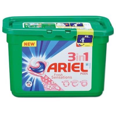 Ariel PODS 16 3 In 1