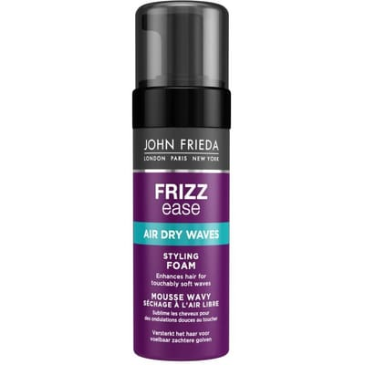 Frizz Ease Air Dry Waves Foam Styler