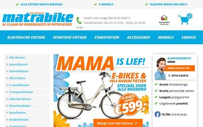 Matrabike website