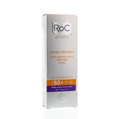 Soleil protection anti brown spots unifying 50+