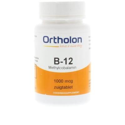 Vitamine B12 methylcobalamine 1000 mcg