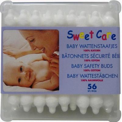 Sweetcare Wattenstaafjes Baby