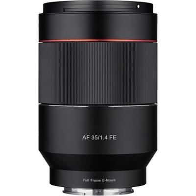 Samyang 35mm AF Sony FE F