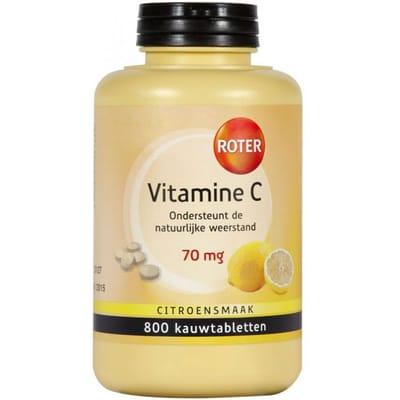 Roter Vitamine C M Citroen