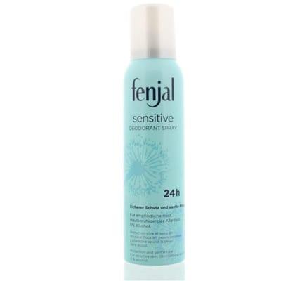 Deodorant spray sensitive